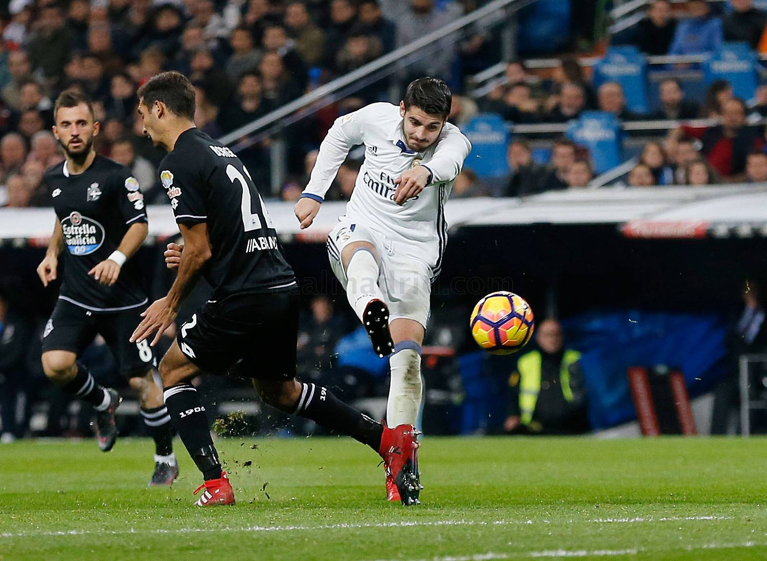Real Madrid - Deportivo