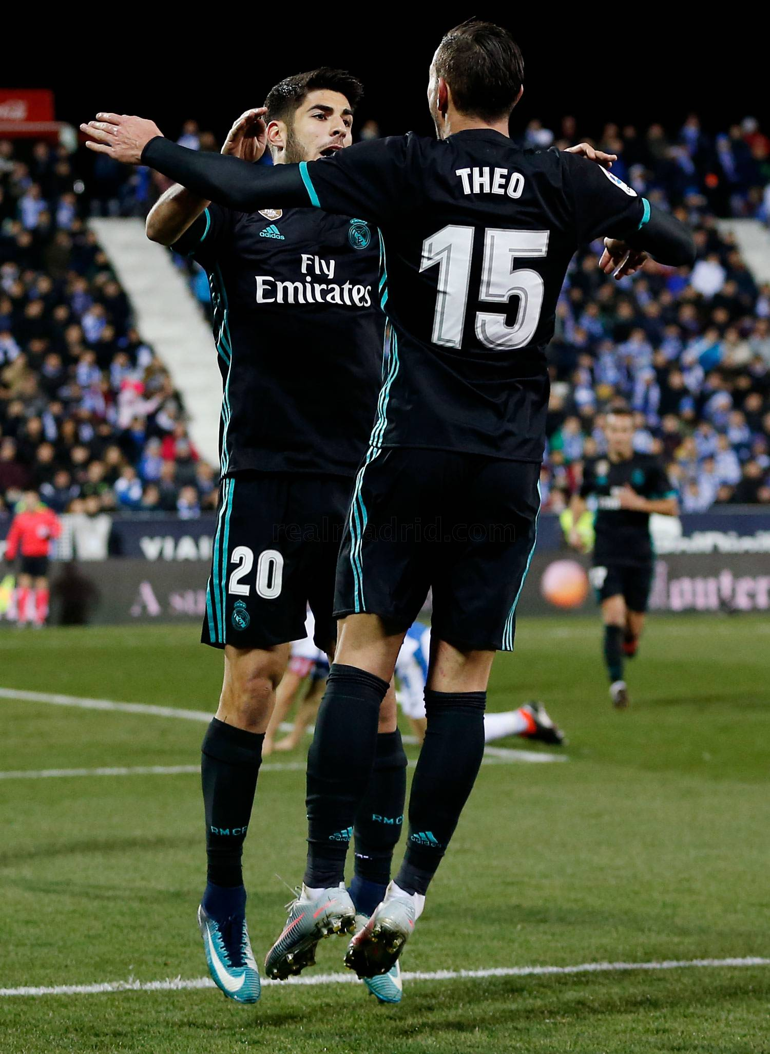 Real Madrid - Leganés - Real Madrid - 19-01-2018