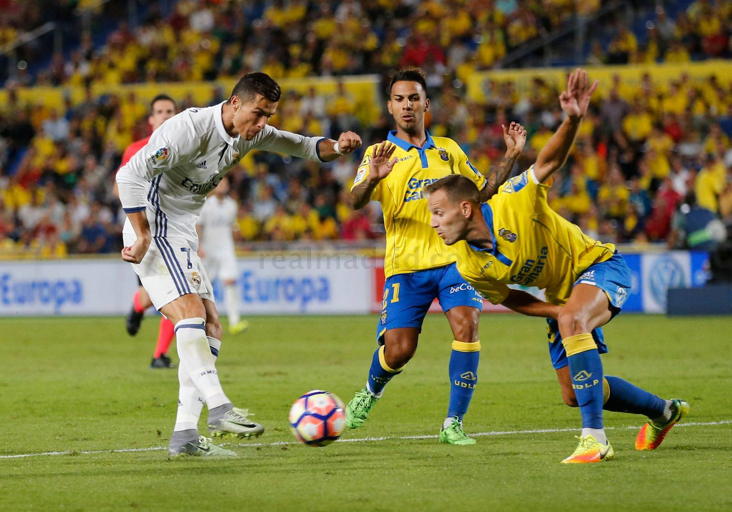 Real Madrid - Las Palmas - Real Madrid - 24-09-2016