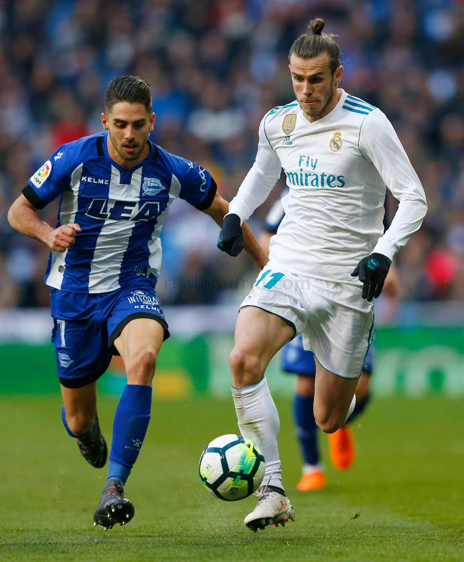 Real Madrid - Real Madrid - Alavés - 24-02-2018