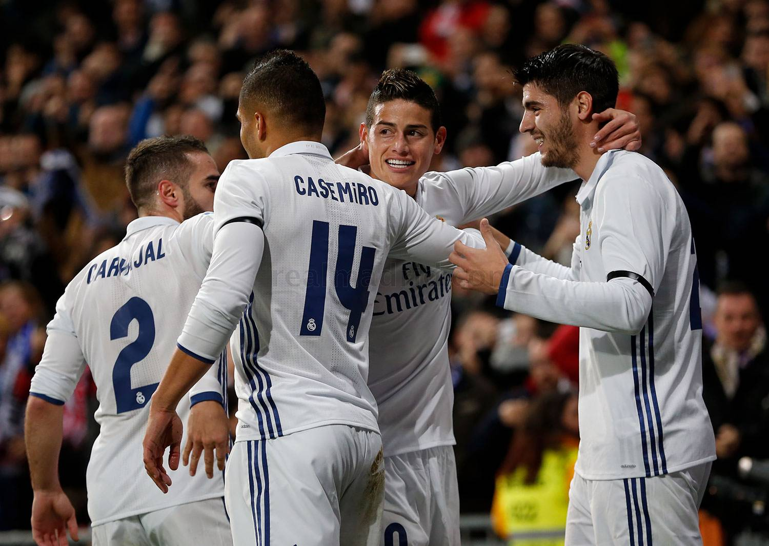 Real Madrid - Real Madrid - Sevilla - 04-01-2017