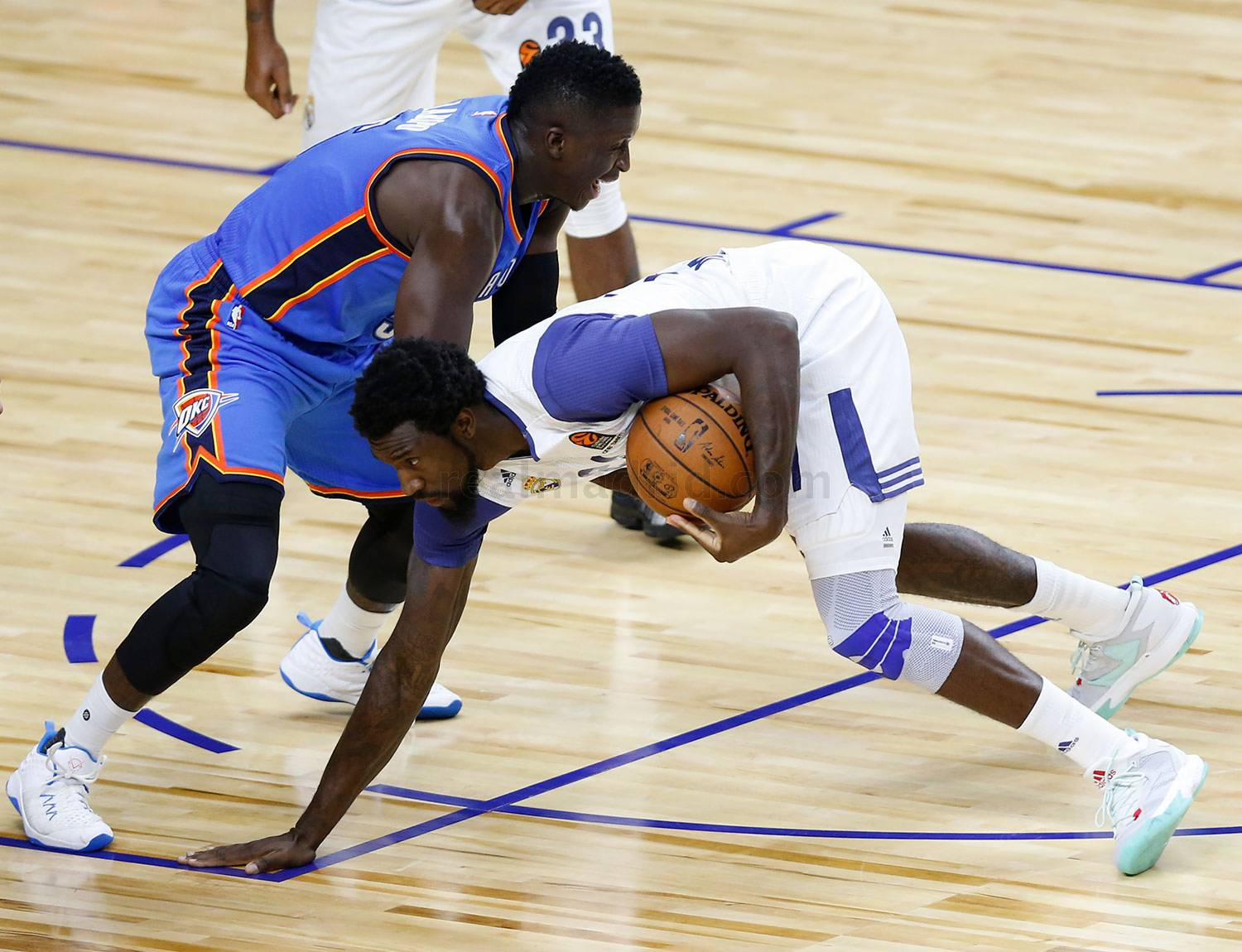 Real Madrid - Real Madrid - Oklahoma City Thunder - 03-10-2016