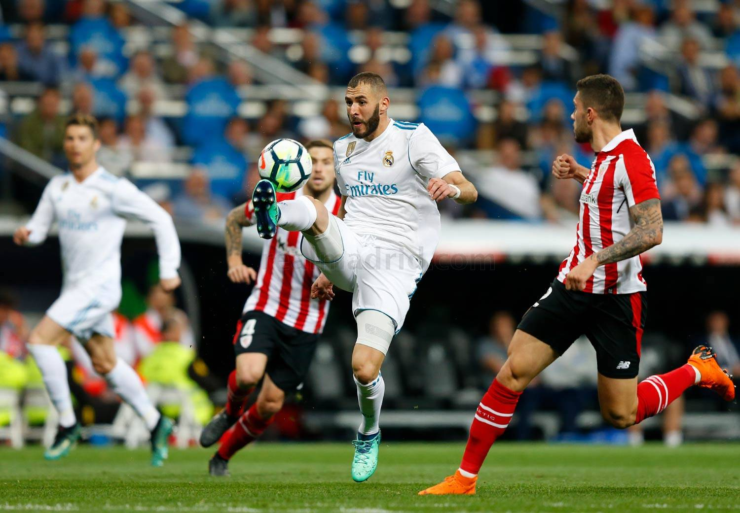 Real Madrid - Real Madrid - Athletic Club - 18-04-2018