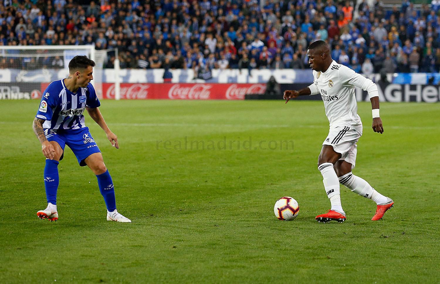 Real Madrid - Alavés - Real Madrid - 06-10-2018