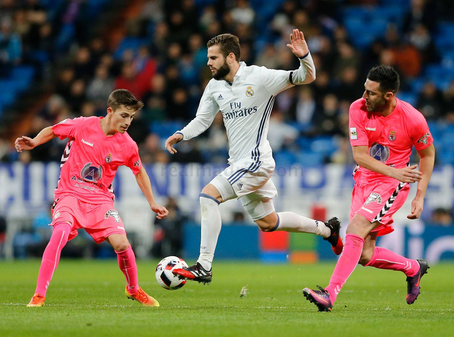 Real Madrid - Real Madrid - Cultural y Deportiva Leonesa - 30-11-2016