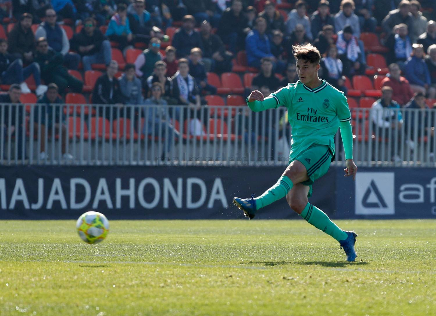 Real Madrid - Rayo Majadahonda - Real Madrid Castilla - 16-02-2020