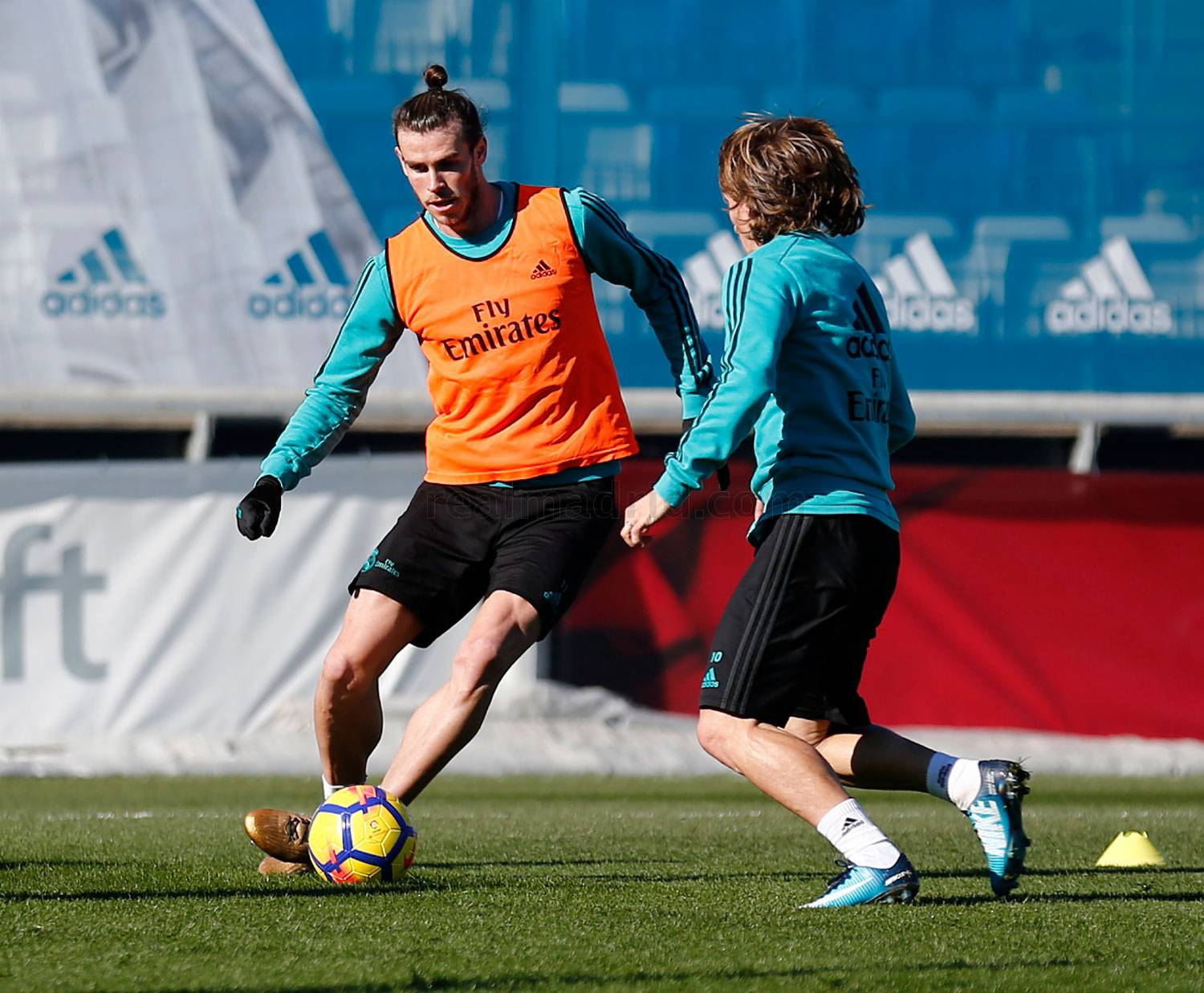 Real Madrid - Entrenamiento del Real Madrid - 19-01-2018