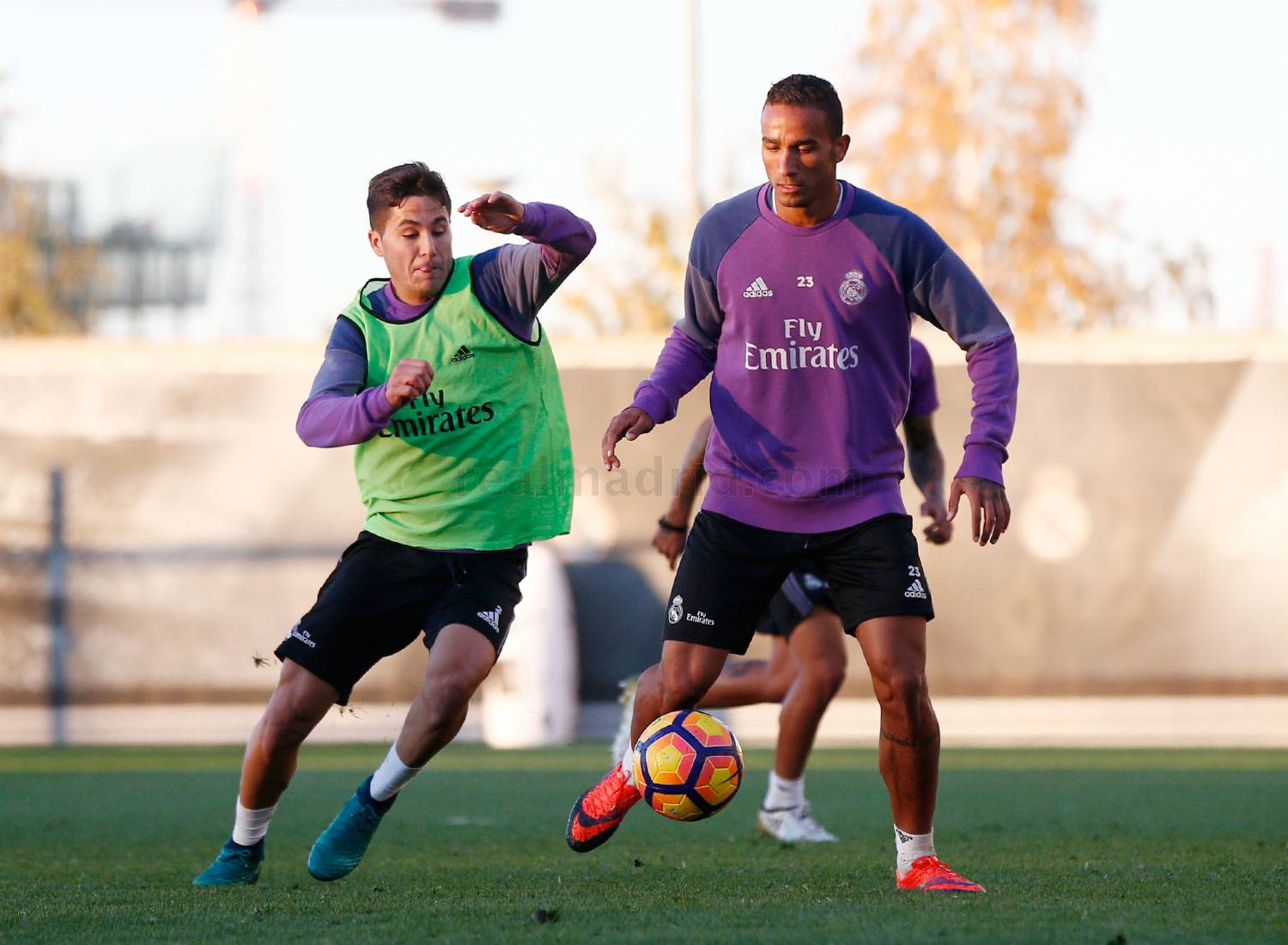Real Madrid - Entrenamiento del Real Madrid - 14-11-2016