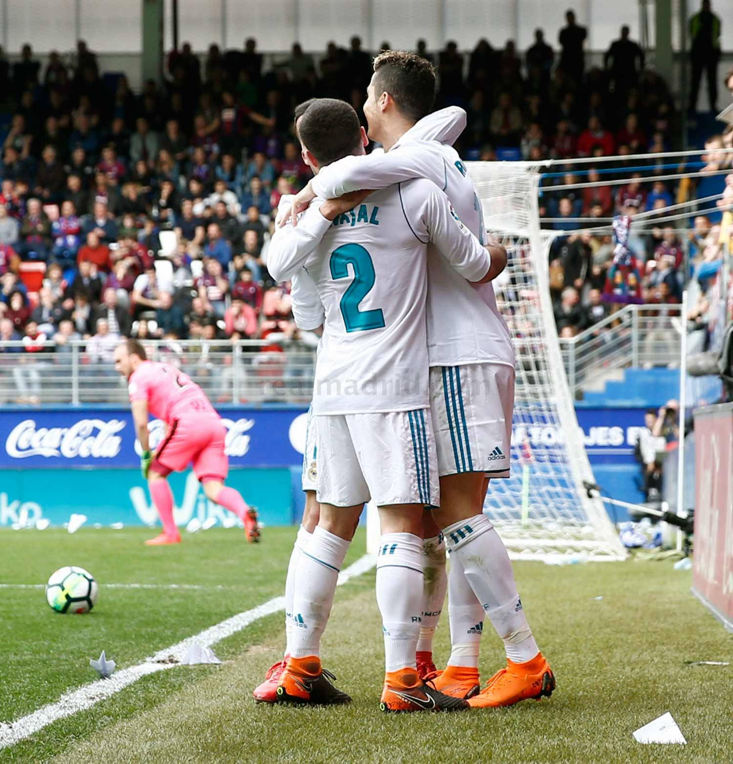 Real Madrid - Eibar - Real Madrid - 10-03-2018