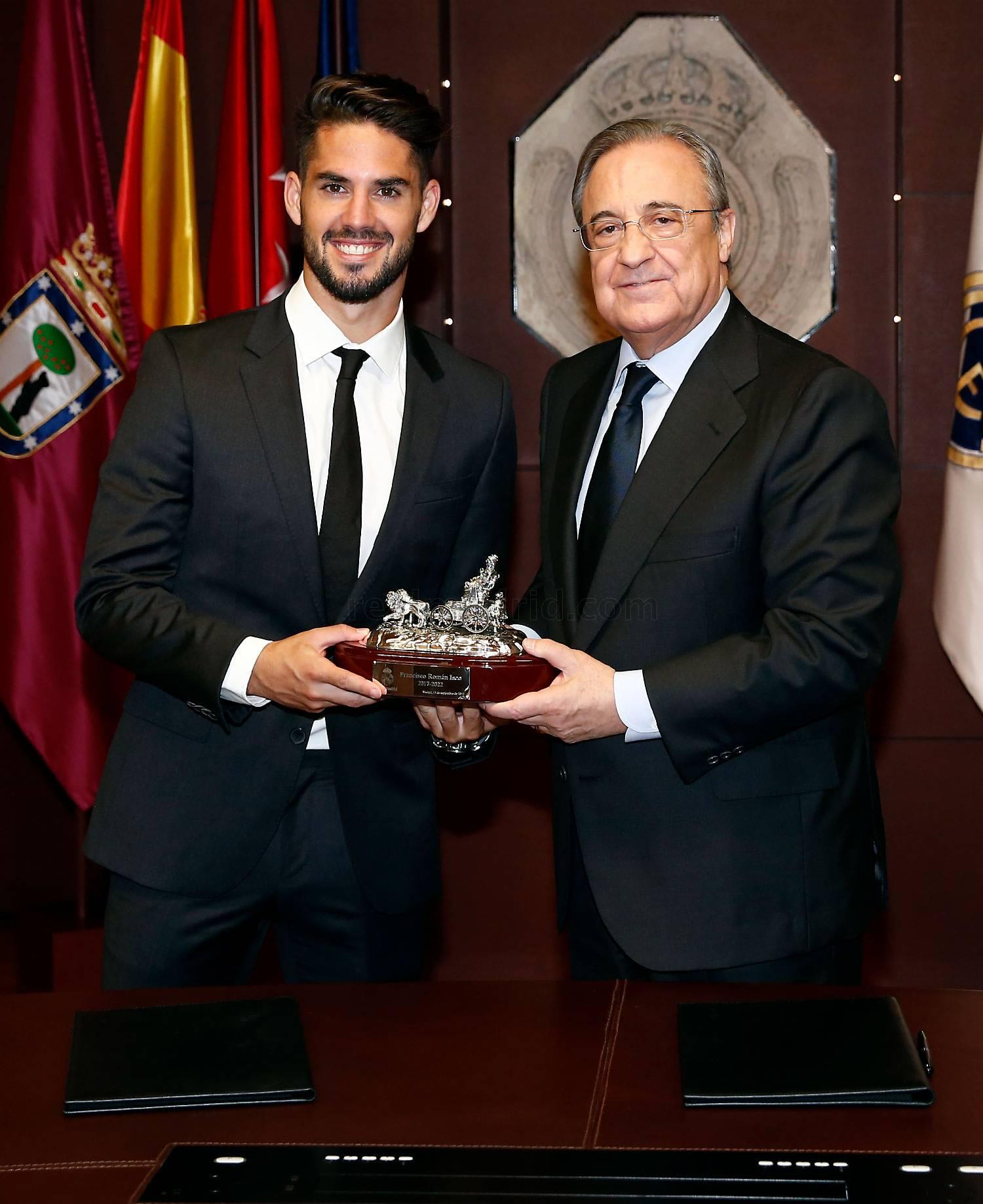 ¿Cuánto mide Florentino Pérez? - Altura - Real height _1rm4031