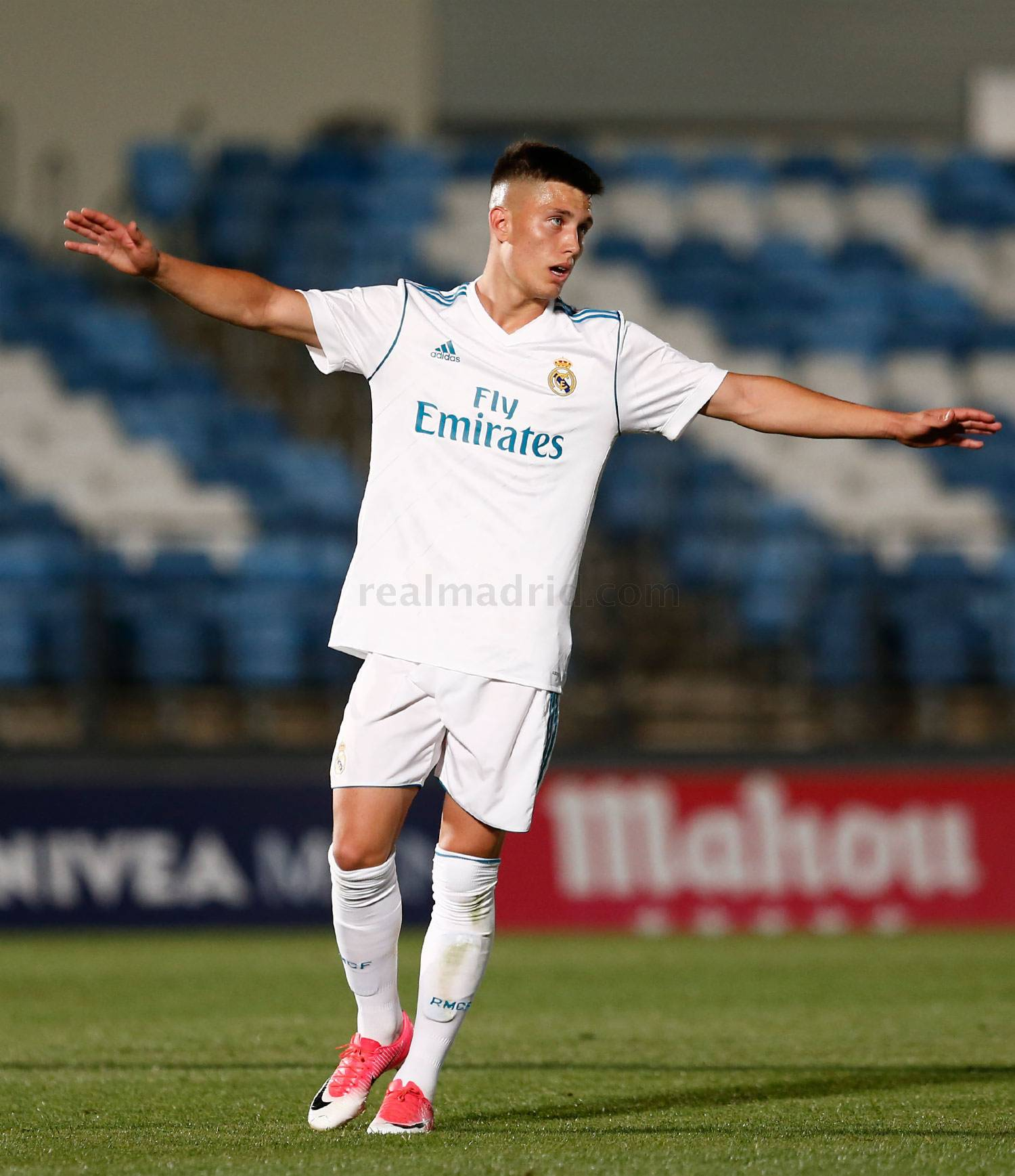 Real Madrid - Real Madrid Castilla - Valladolid B - 12-08-2017