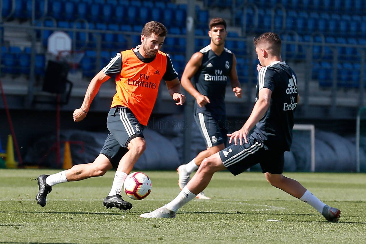 Real Madrid - Entrenamiento del Real Madrid - 20-09-2018