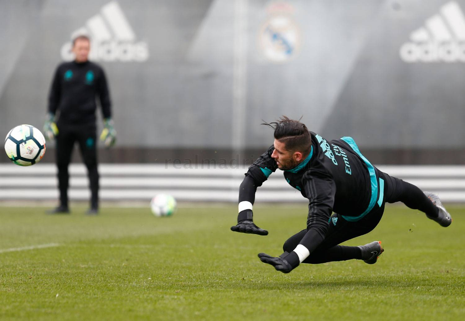 Real Madrid - Entrenamiento del Real Madrid - 23-03-2018