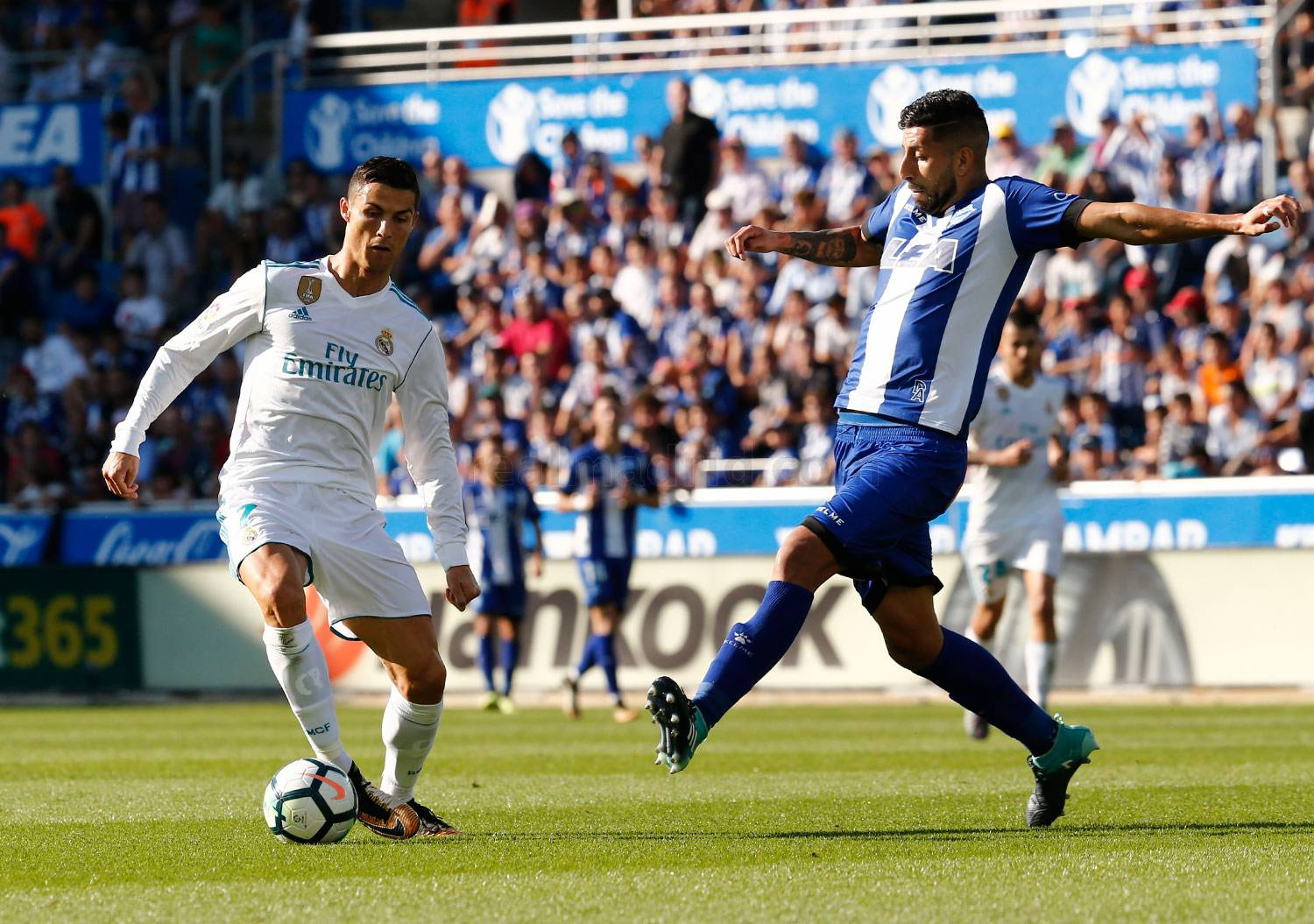 Real Madrid - Alavés - Real Madrid - 23-09-2017