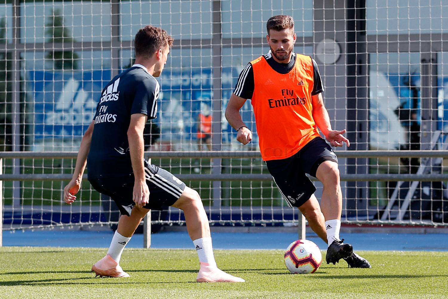 Real Madrid - Entrenamiento del Real Madrid - 21-09-2018