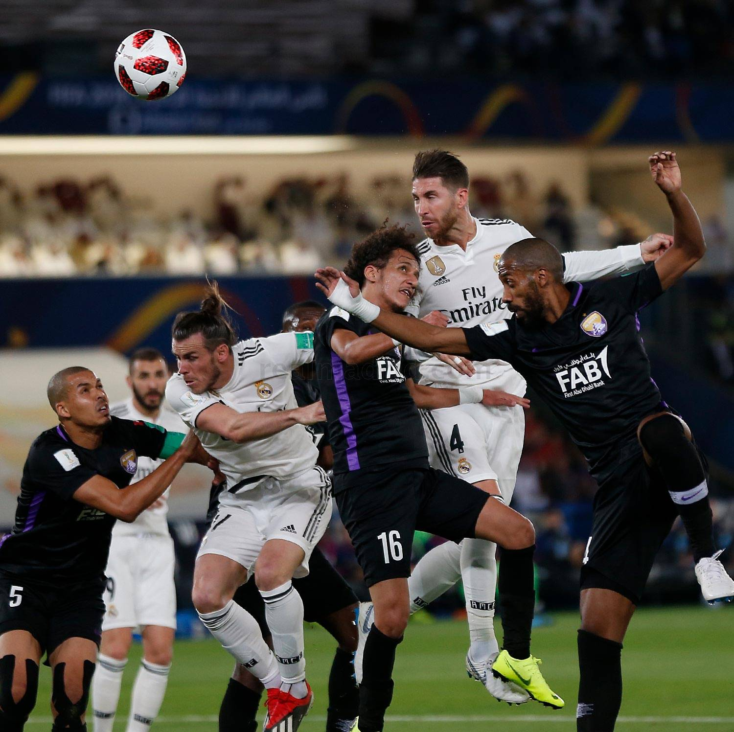 Real Madrid - Real Madrid - Al Ain - 22-12-2018