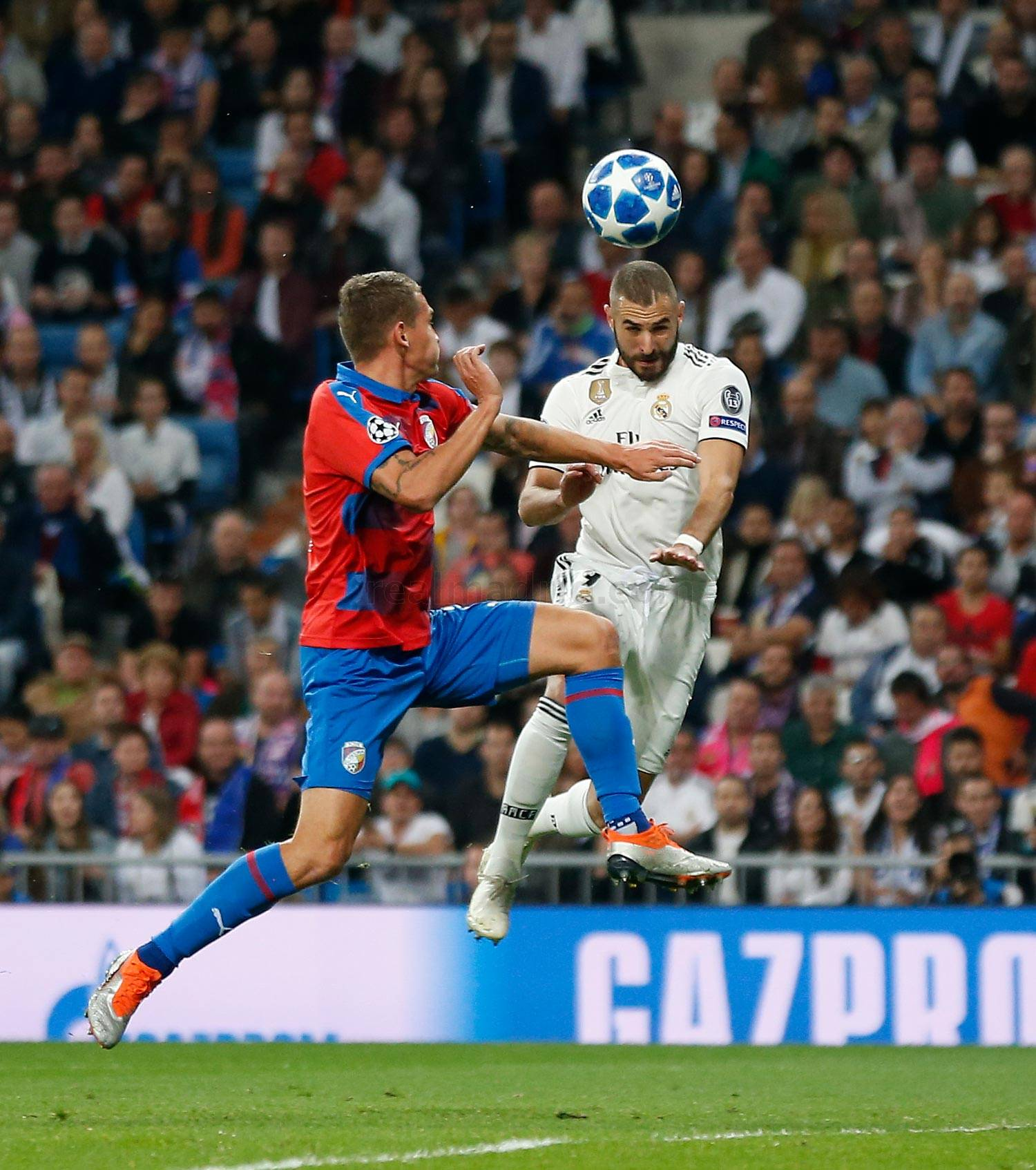 Real Madrid - Real Madrid - Viktoria Plzen - 23-10-2018