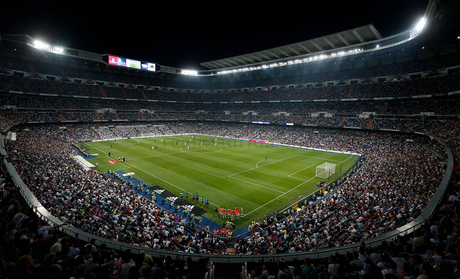Real Madrid - Real Madrid - Milan - 11-08-2018