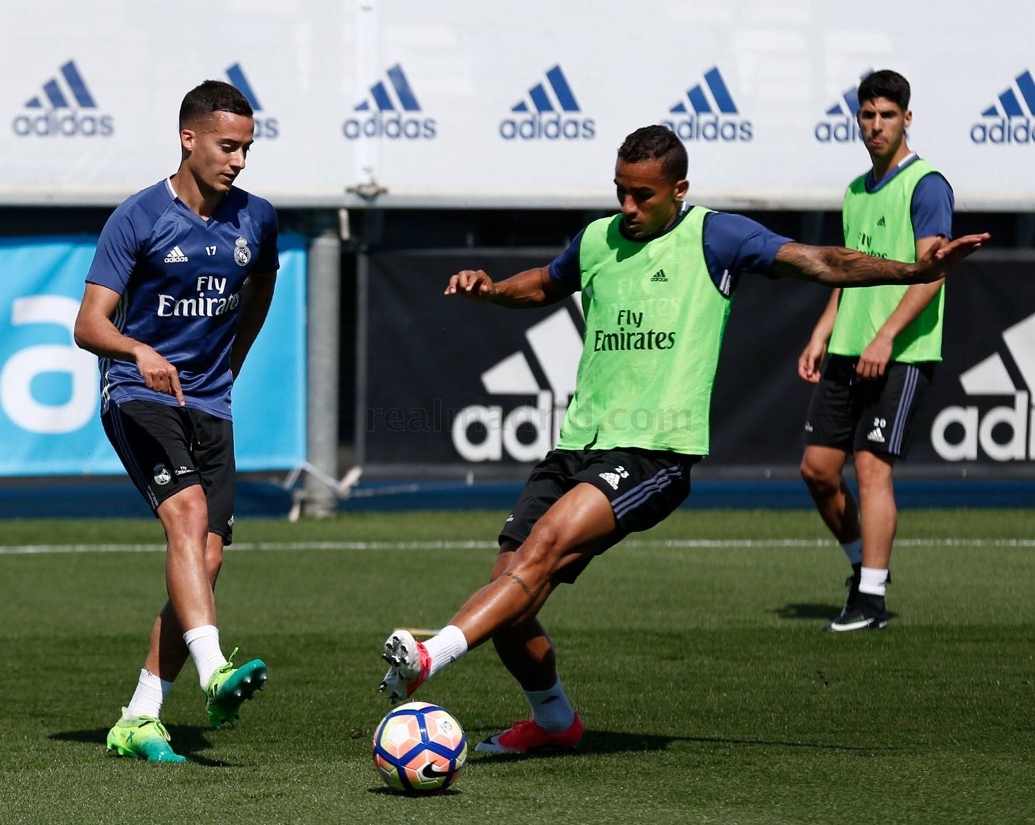 Real Madrid - Entrenamiento del Real Madrid - 03-05-2017
