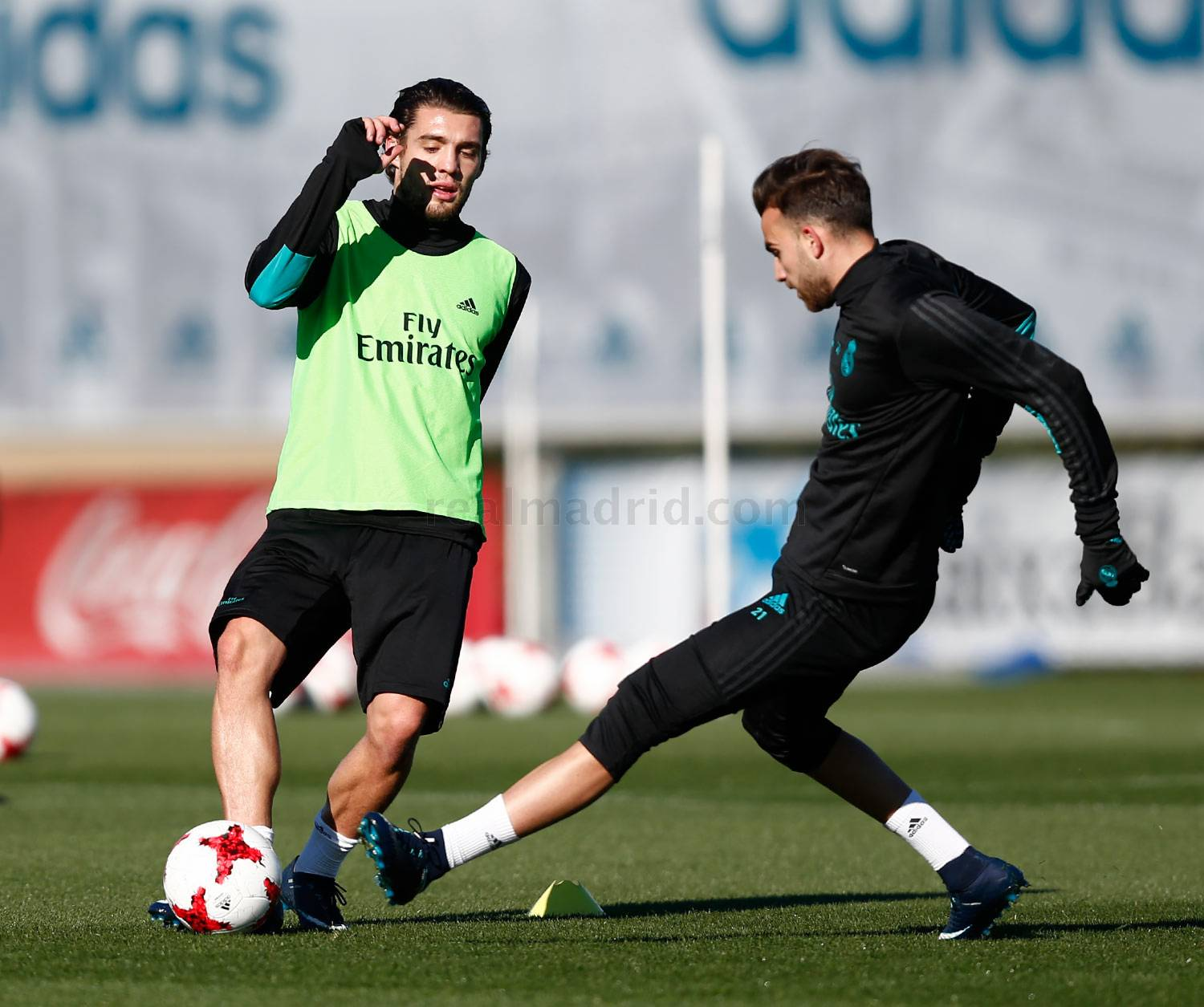Real Madrid - Entrenamiento del Real Madrid - 26-11-2017