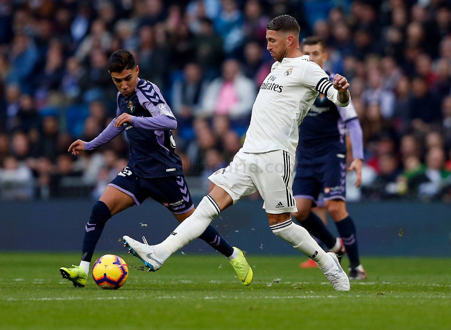 Real Madrid - Real Madrid - Valladolid - 03-11-2018