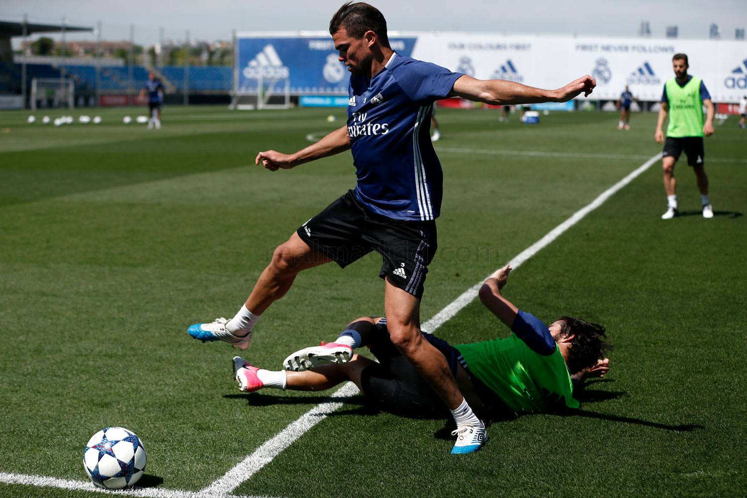 Real Madrid - Entrenamiento del Real Madrid - 25-05-2017