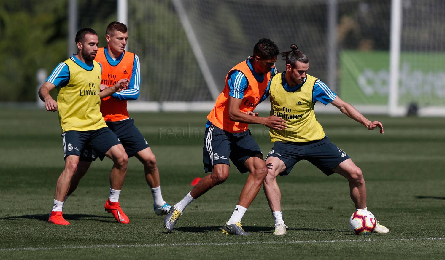 Real Madrid - Entrenamiento del Real Madrid - 03-05-2019