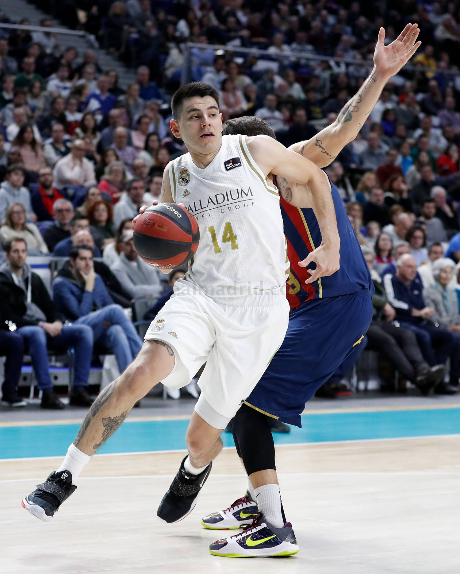 Real Madrid - Real Madrid-Kirolbet Baskonia - 19-01-2020