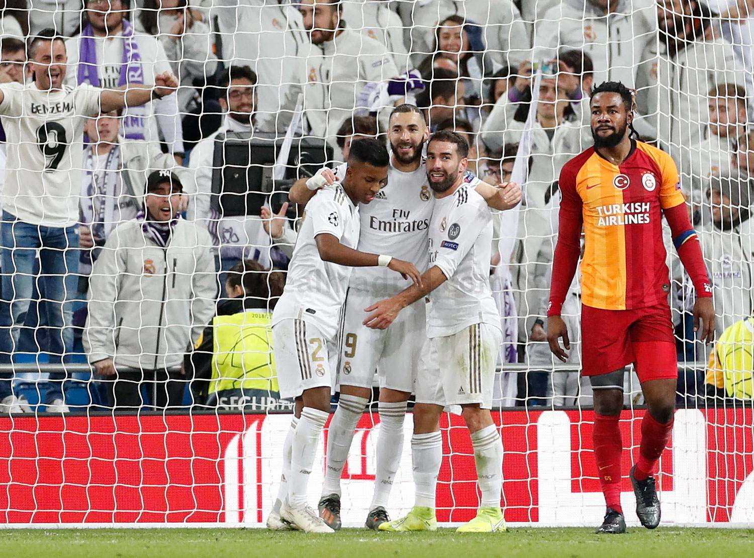 Real Madrid - Real Madrid - Galatasaray - 06-11-2019
