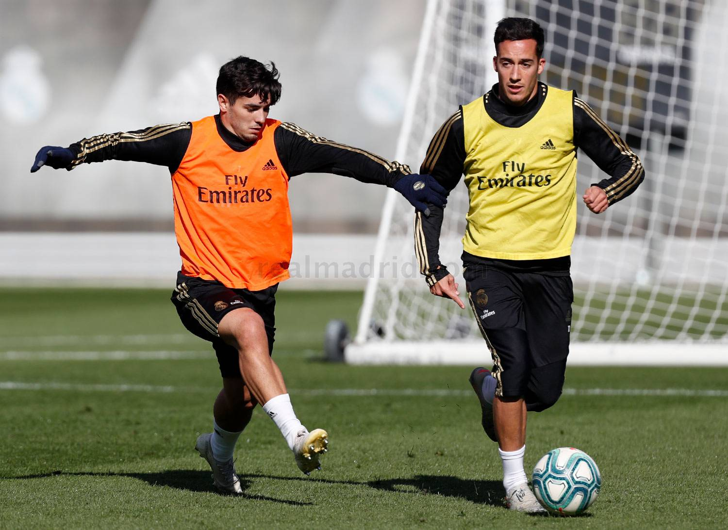 Real Madrid - Entrenamiento del Real Madrid  - 13-11-2019