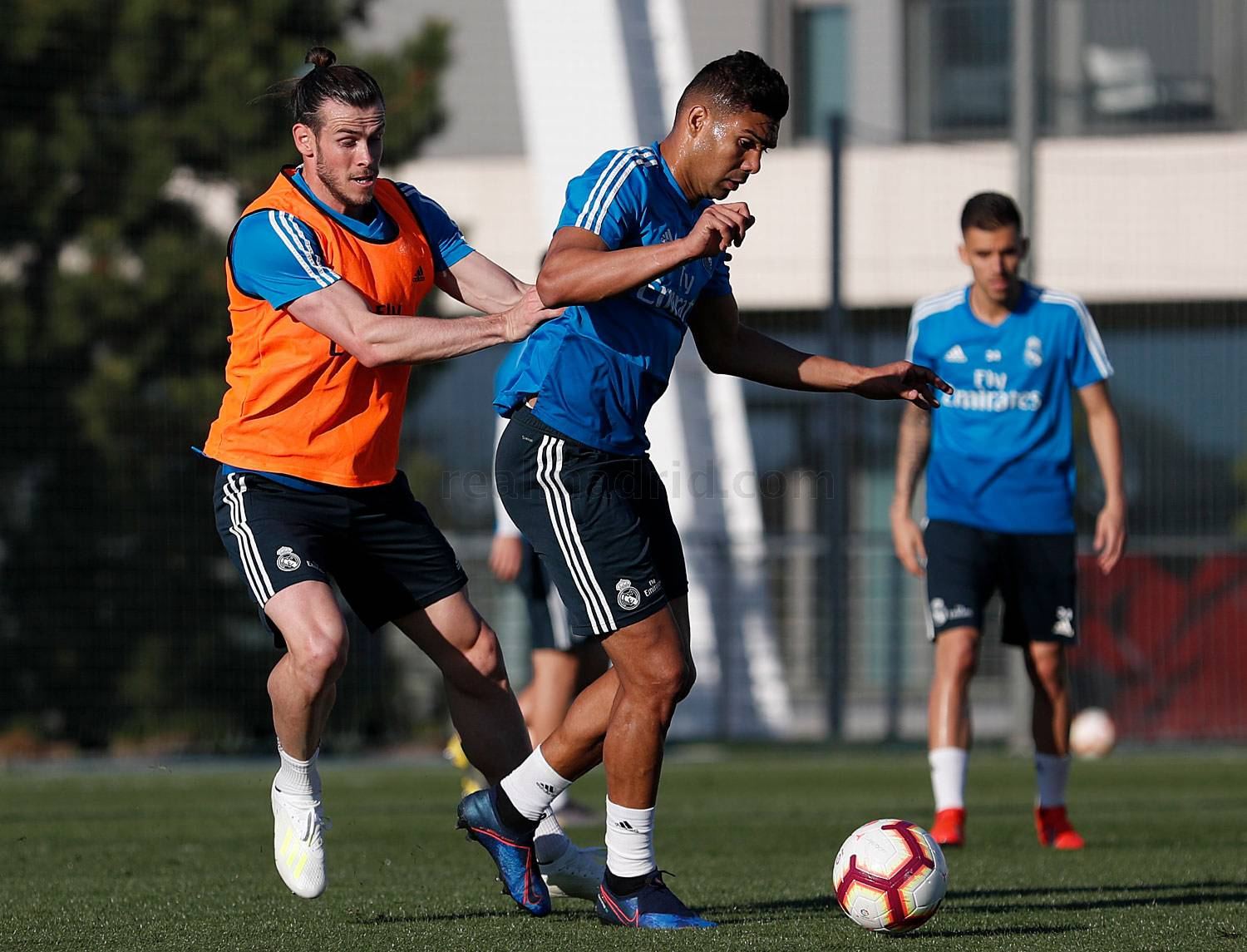 Real Madrid - Entrenamiento del Real Madrid - 28-03-2019