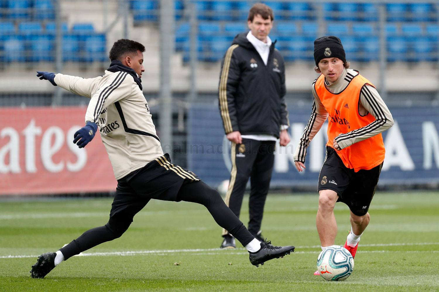 Real Madrid - Entrenamiento del Real Madrid  - 05-03-2020