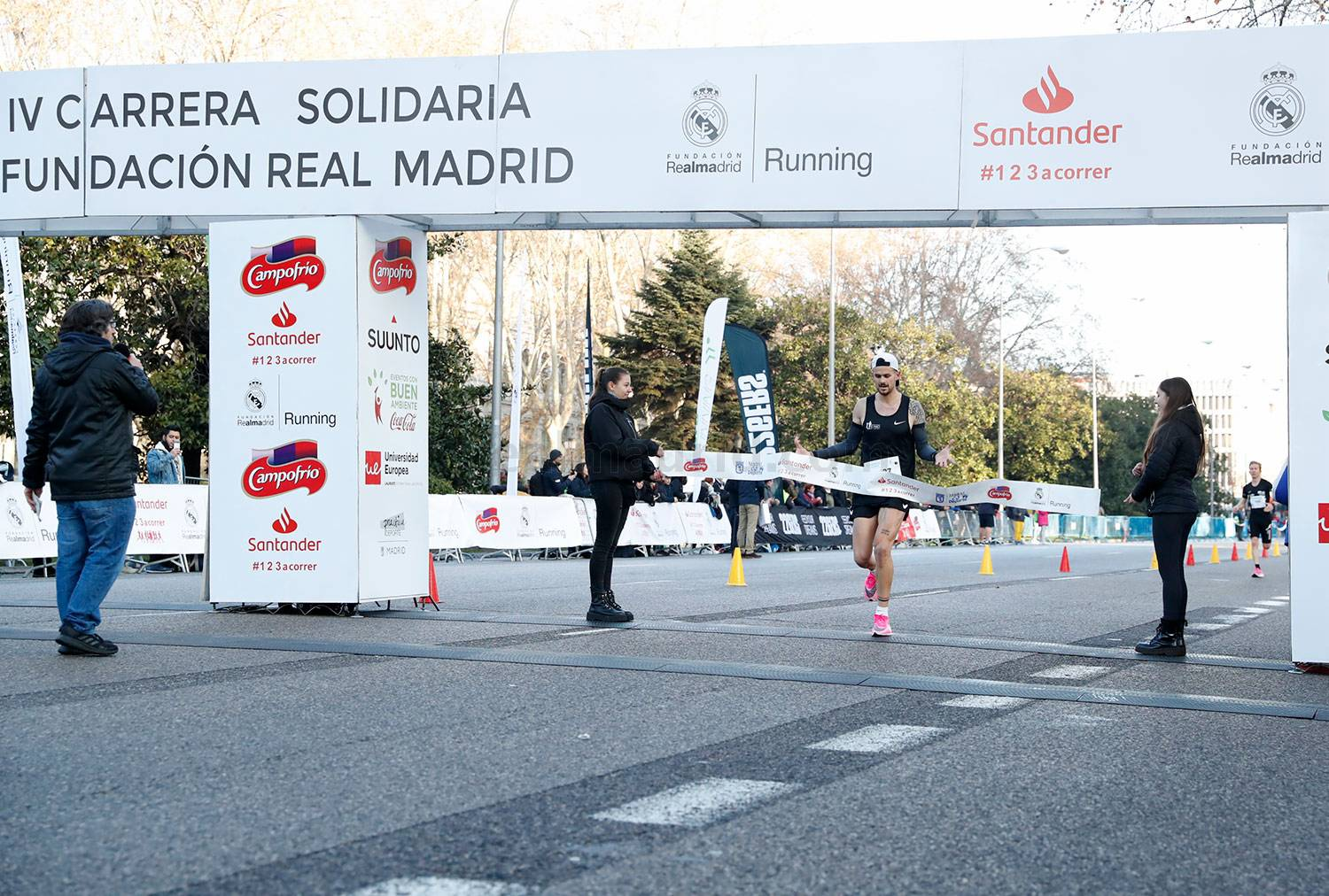 Real Madrid - IV Carrera Solidaria de la Fundación Real Madrid - 26-01-2020