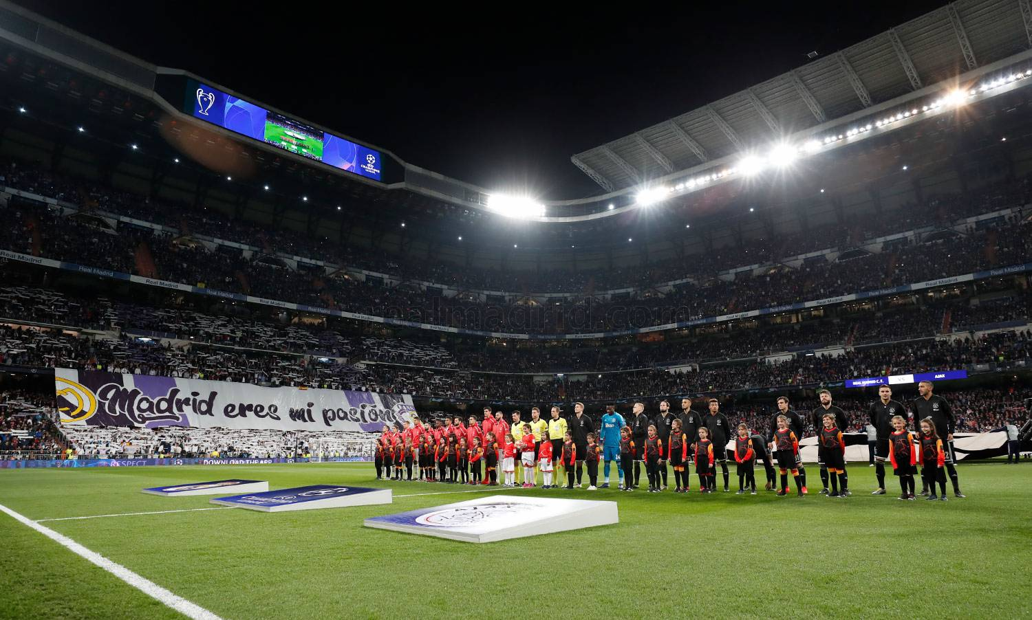 Real Madrid - Real Madrid - Ajax - 05-03-2019