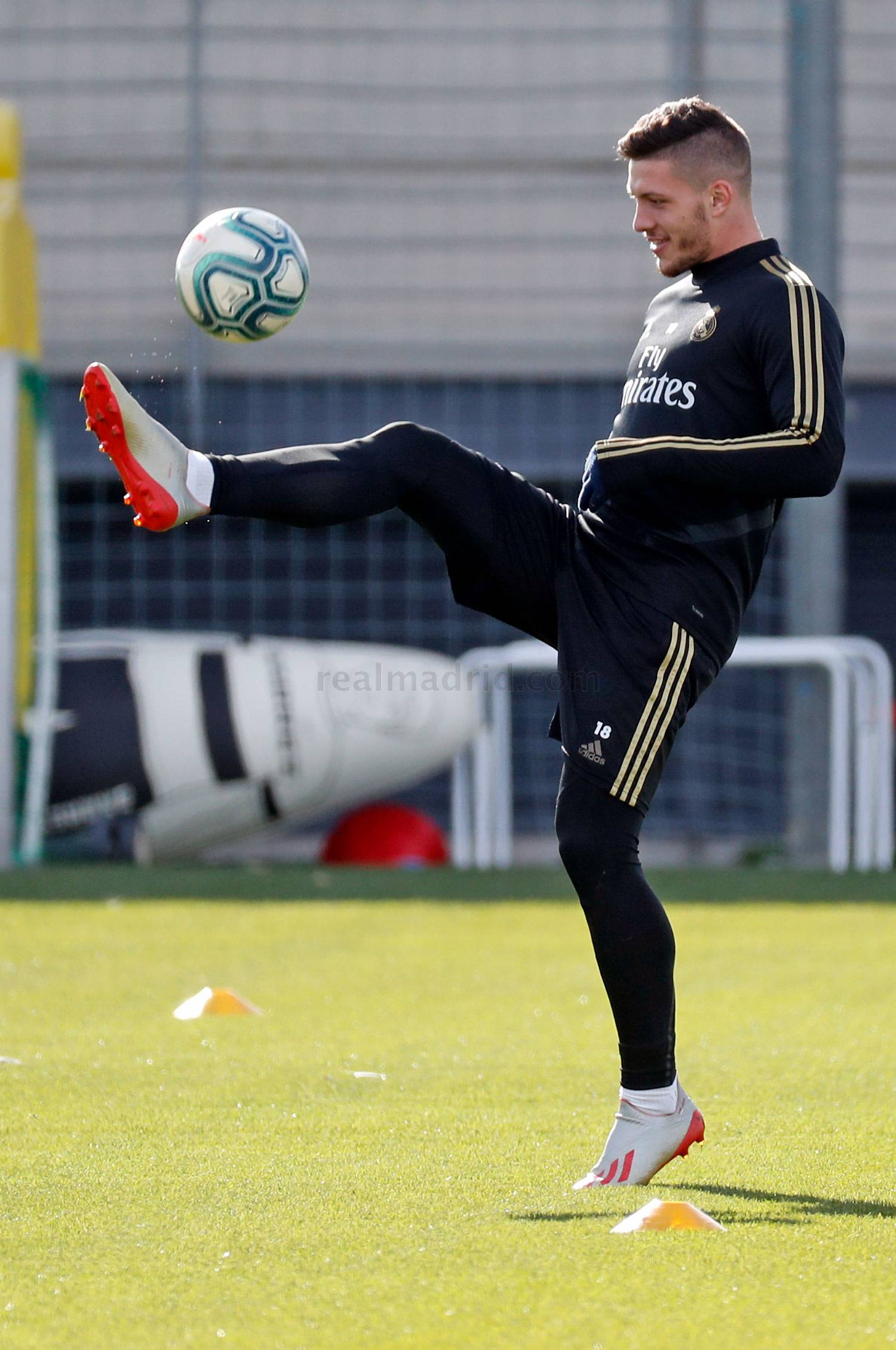 Real Madrid - Entrenamiento del Real Madrid  - 15-11-2019