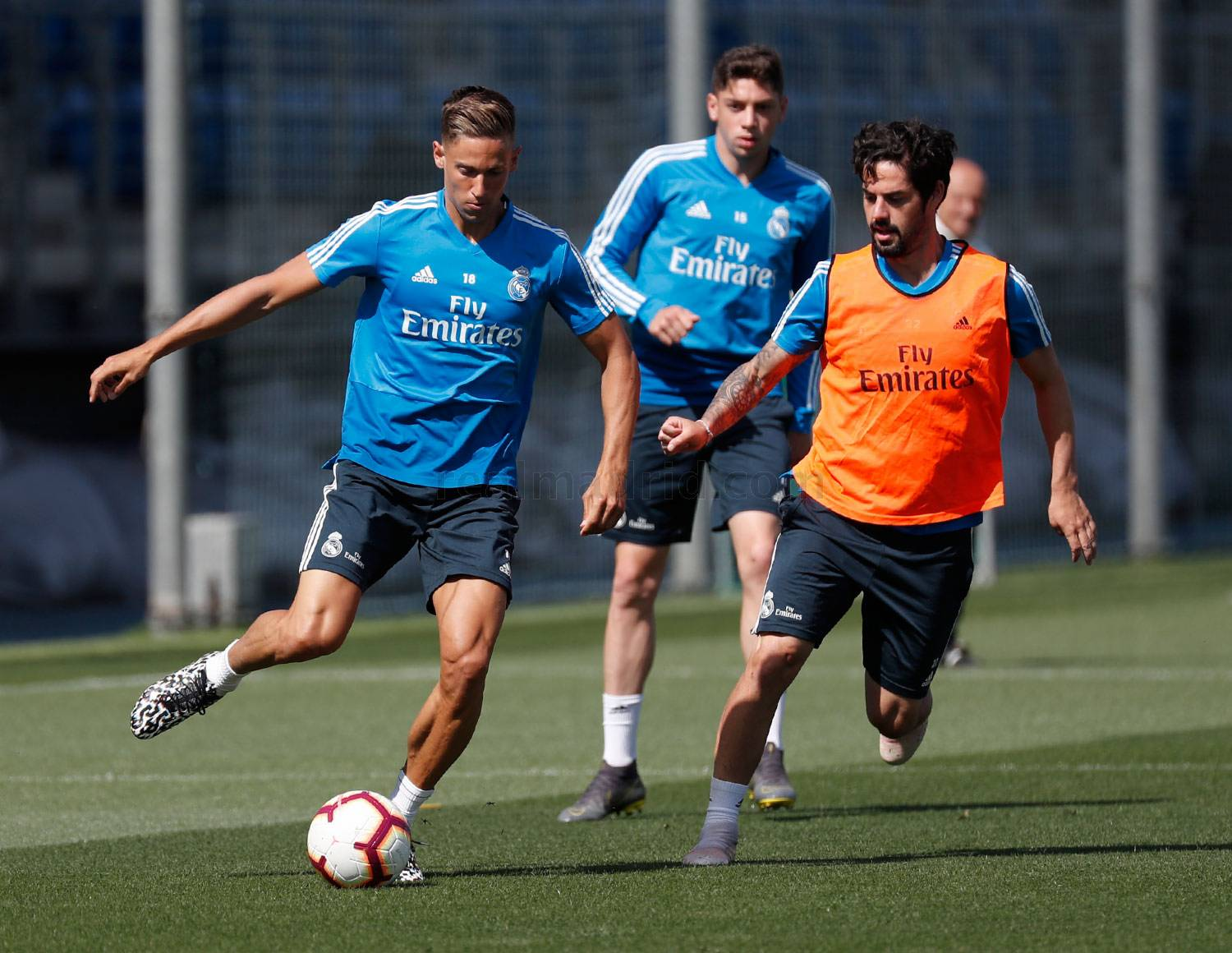 Real Madrid - Entrenamiento del Real Madrid - 10-05-2019