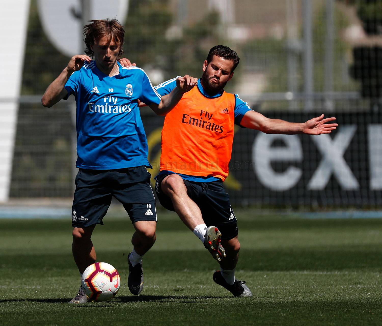 Real Madrid - Entrenamiento del Real Madrid - 11-05-2019