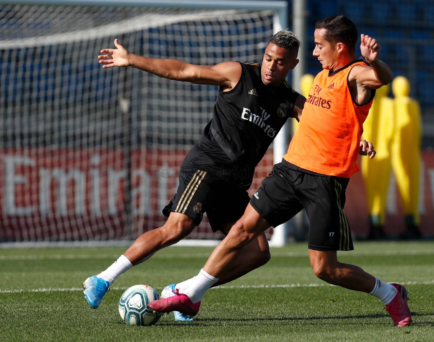 Real Madrid - Entrenamiento del Real Madrid  - 28-08-2019