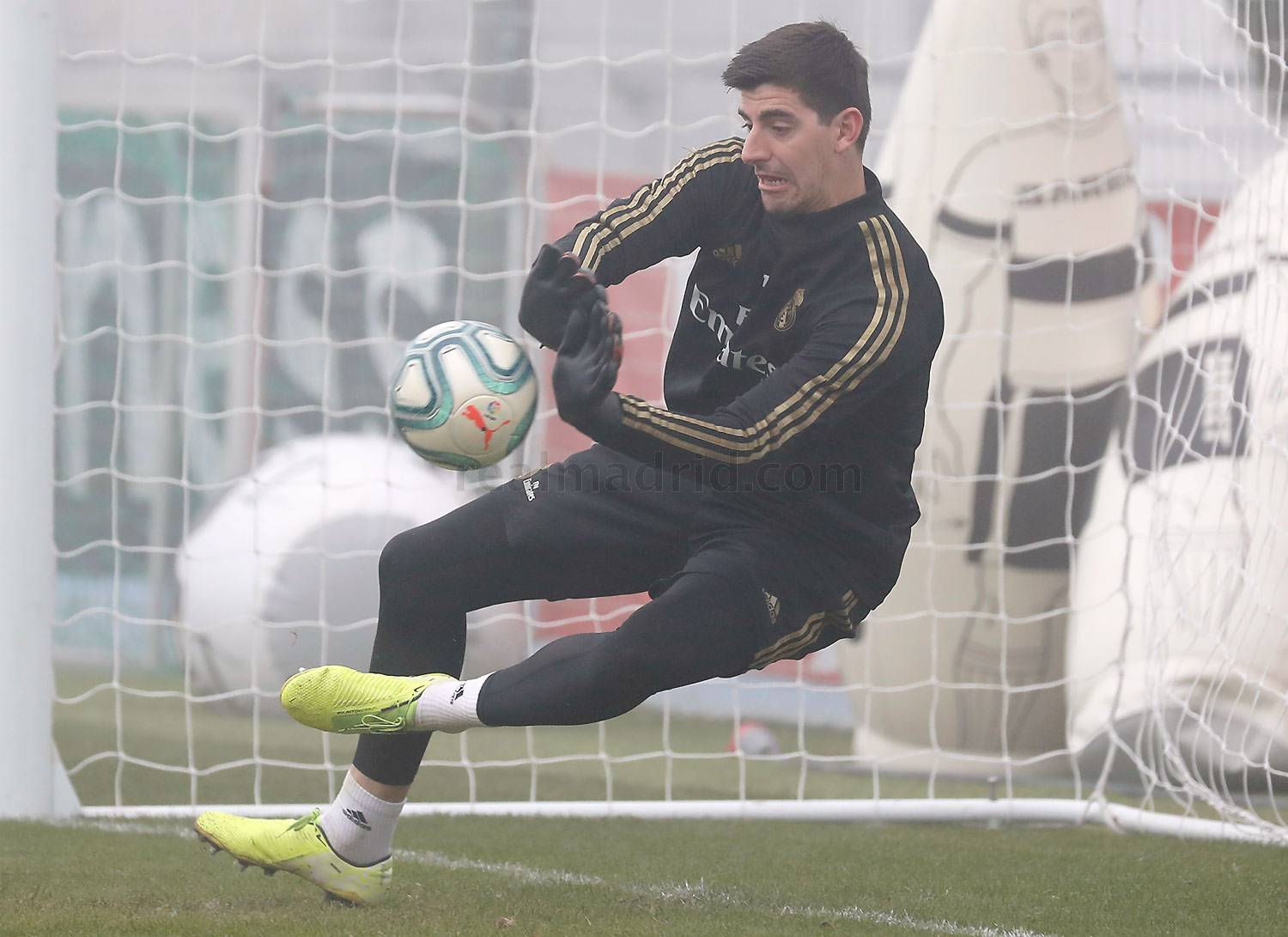 Real Madrid - Entrenamiento del Real Madrid  - 03-01-2020