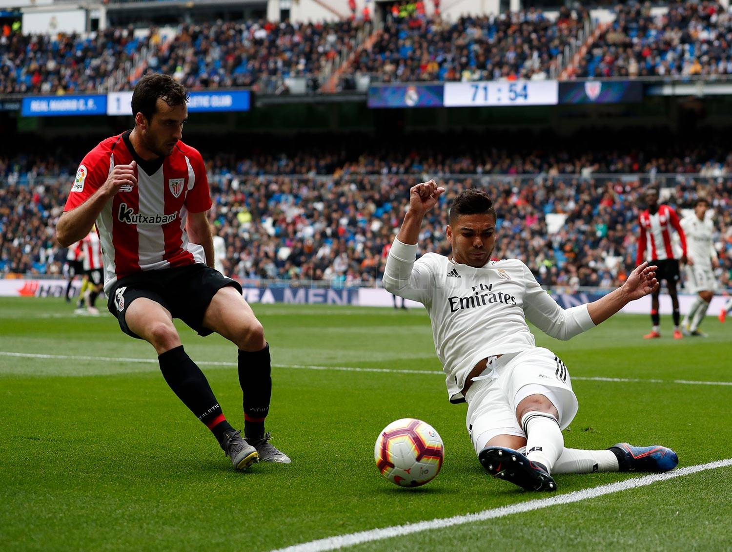 Real Madrid - Real Madrid - Athletic Club - 21-04-2019