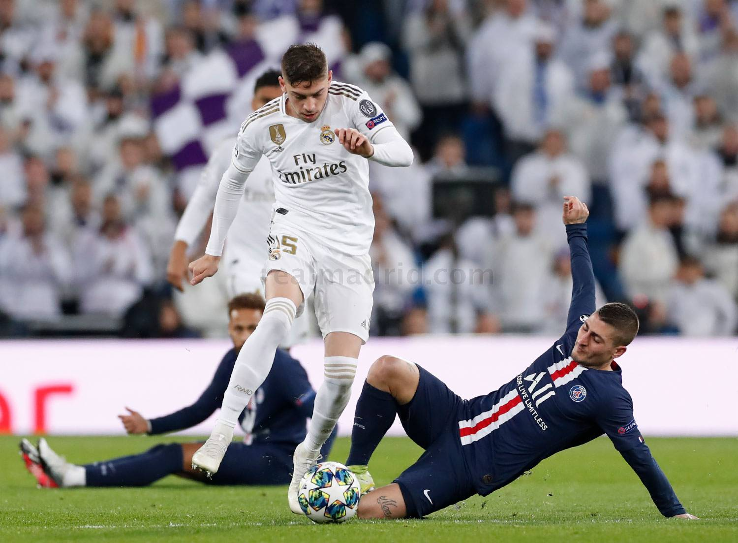 Real Madrid - Real Madrid - PSG - 26-11-2019