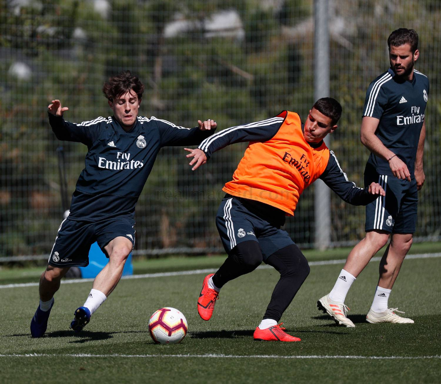 Real Madrid - Entrenamiento del Real Madrid - 20-03-2019