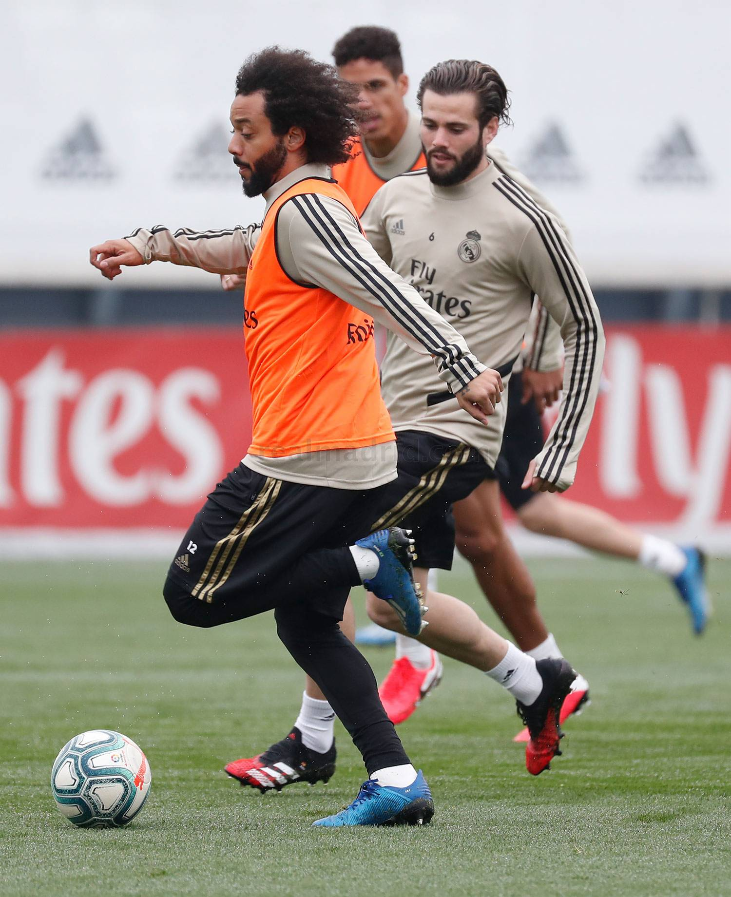 Real Madrid - Entrenamiento del Real Madrid  - 12-02-2020