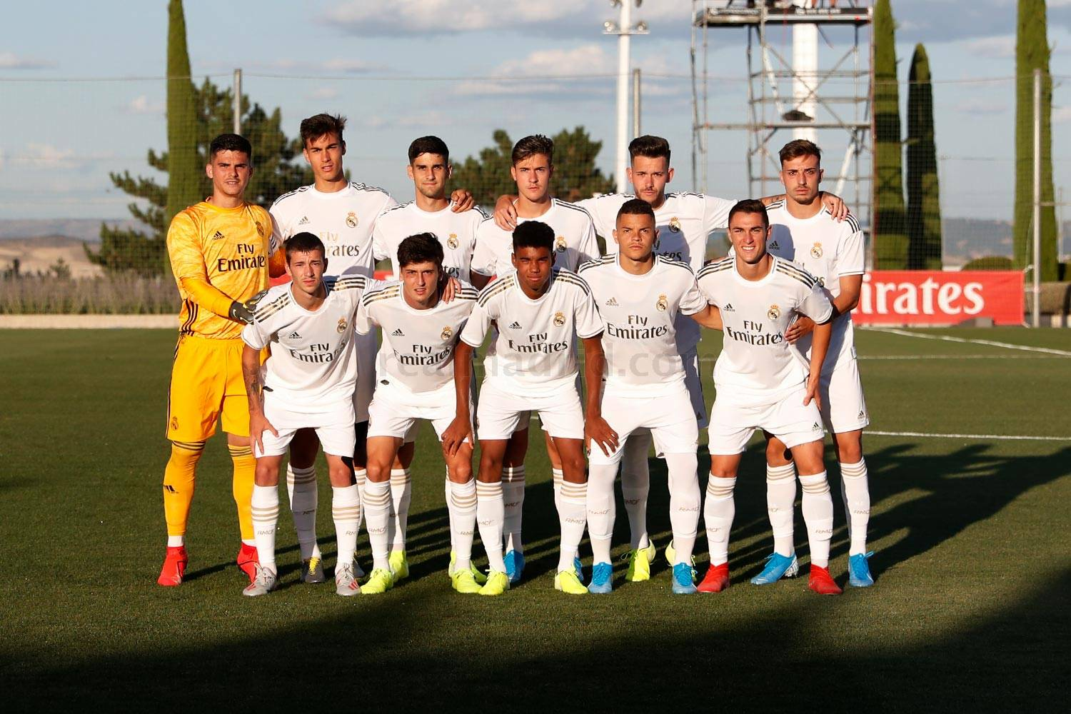 Real Madrid - Real Madrid Castilla-Mirandés - 27-07-2019