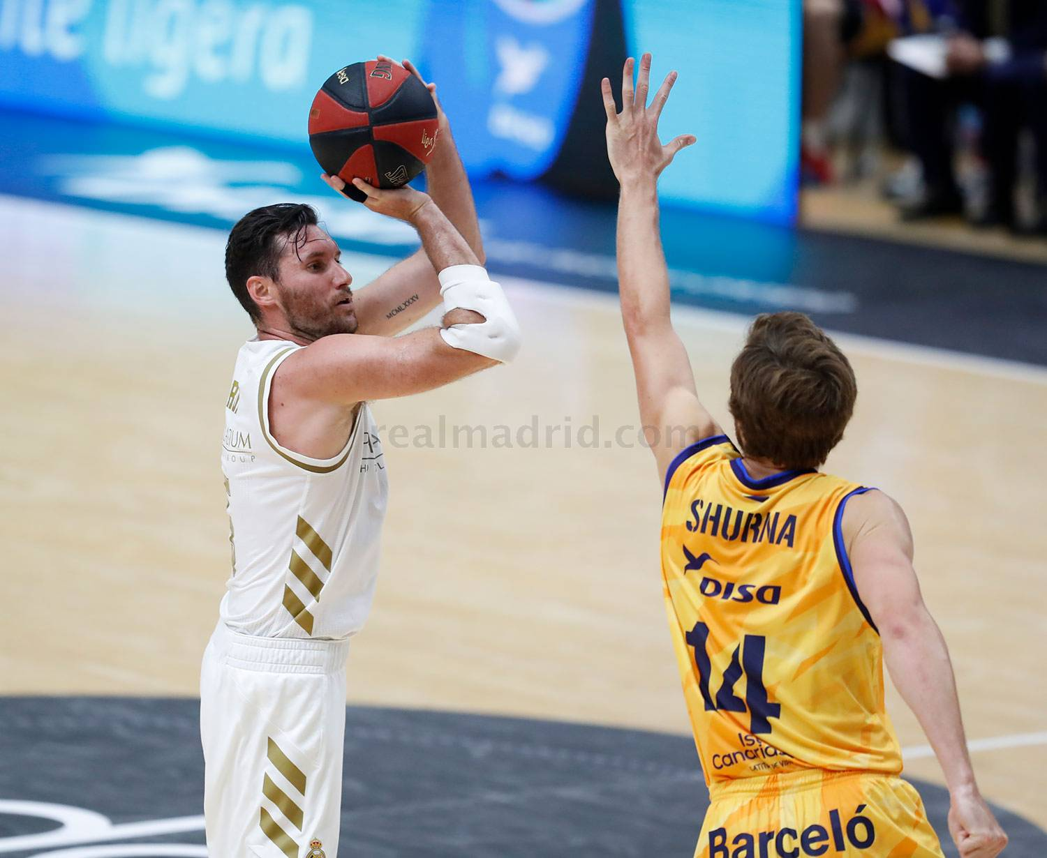Real Madrid - Real Madrid - Herbalife Gran Canaria - 18-06-2020