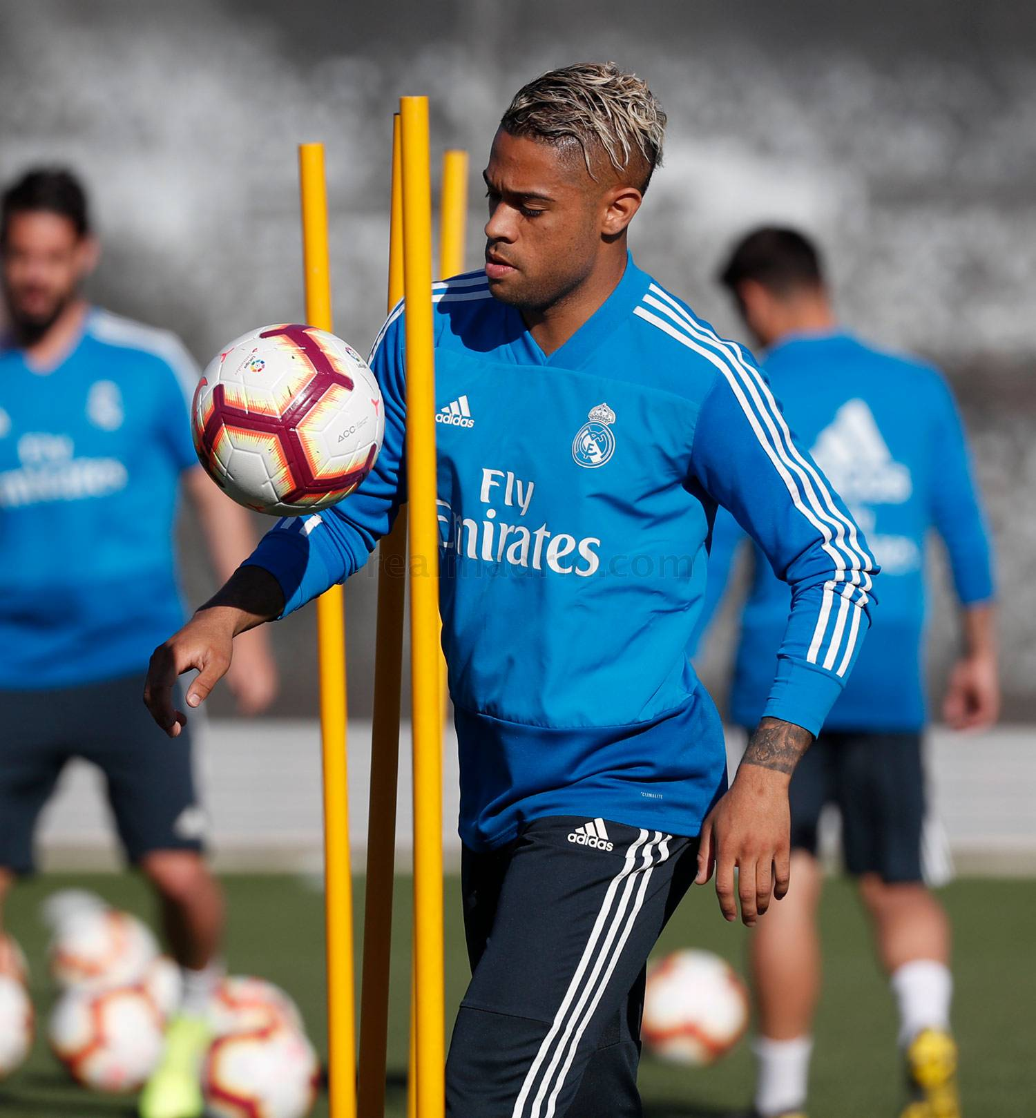 Real Madrid - Entrenamiento del Real Madrid - 25-03-2019