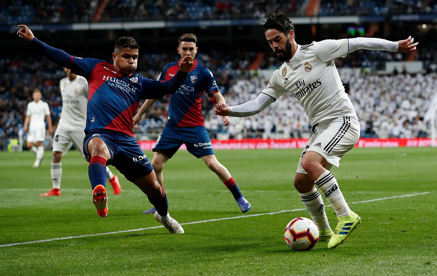 Real Madrid - Real Madrid - Huesca - 31-03-2019