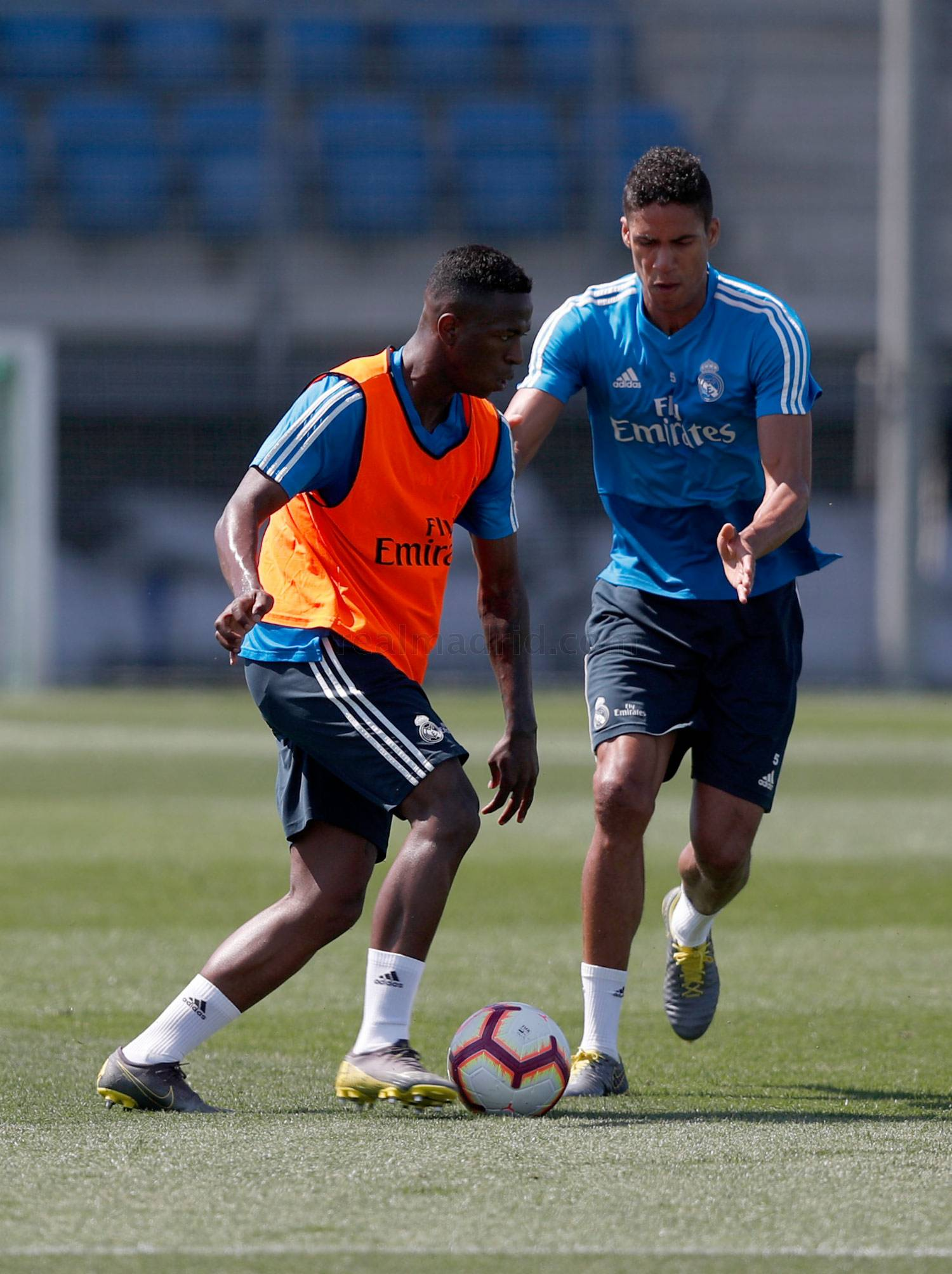 Real Madrid - Entrenamiento del Real Madrid - 02-05-2019