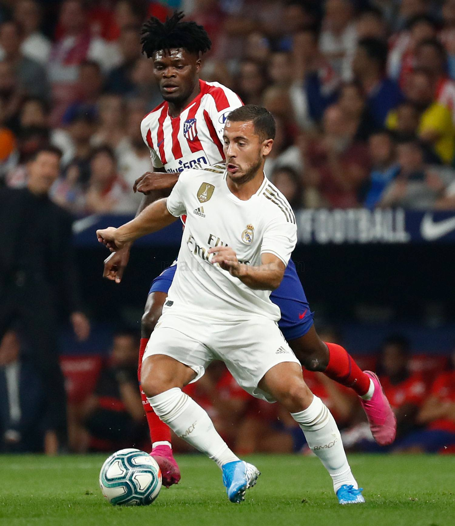 Real Madrid - Atlético de Madrid - Real Madrid - 28-09-2019