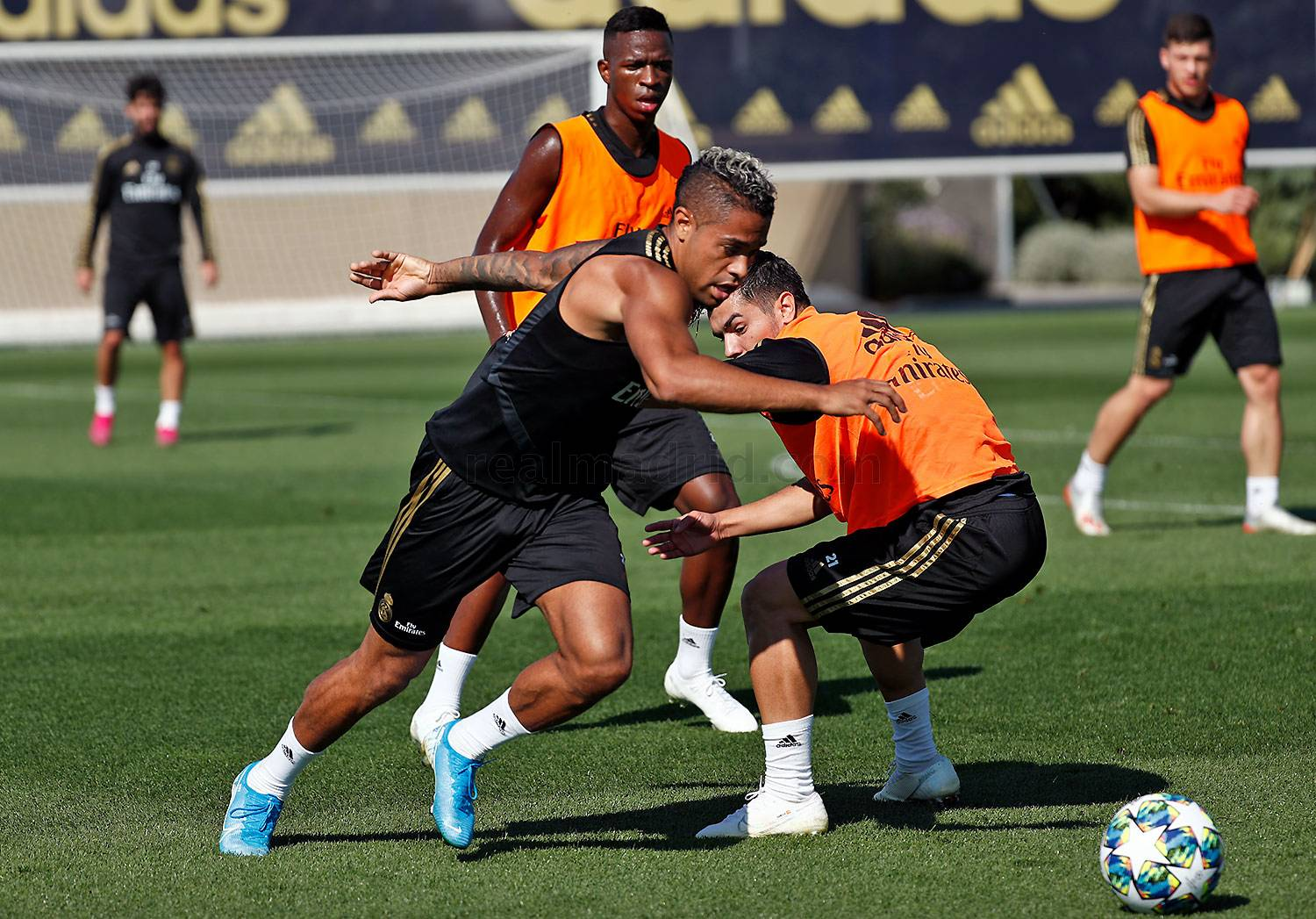 Real Madrid - Entrenamiento del Real Madrid  - 29-09-2019